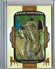 Irish Terrier 2018 Goodwin Champions Canine Companions Patch #cc116