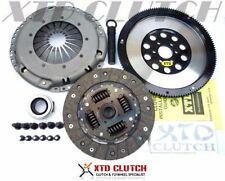 XTD HD CLUTCH & 9LBS FLYWHEEL KIT VW GOLF JETTA BEETLE 1.8T 1.8L TURBO GTi 5SPD