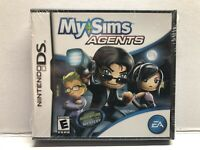 MySims Agents (Nintendo DS, 2009) Brand New Factory Sealed - Free Ship