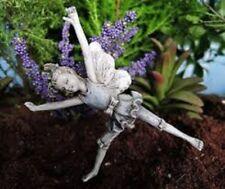 Miniature Garden Cartwheeling Fairy Kay C/W Pick, New, Dollhouse,