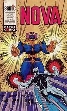 Nova N°160 - Marvel Comics - Eds. Semic - 1991