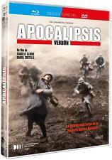 APOCALIPSIS VERDUN EDICION ESPECIAL BLU RAY + DVD GUERRA NUEVO ( SIN ABRIR )