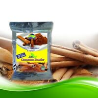 Ceylon CINNAMON POWDER Fresh Pure Organic True Ceylon, Low Coumarine, Not Cassia