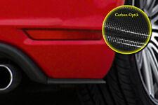 Pièces Latérales Pour Golf 6 GTI GTD ABS Golf 7gti Look profondeur exécution Carbone Optique