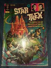 Star Trek TV Series Comics #15 vg Gold Key 1972 lot run set movie collection