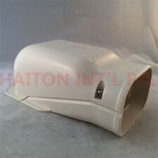 100MM Wall Cap Cover pvc FOR Split Aircon pipe Cover --UV resistant