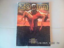 ZOOM N°59 JANV 1979 ISSEY MIYAKE MARTY EVANS IRINA IONESCO STUDIO HIPGNOSIS F8