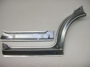 Einstiegblech Kniestück Schweller Set vorne rechts 3tlg. VW T4 Bj. 90-04