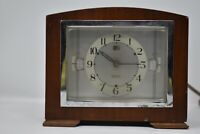 Ekco Spectric Wired Clock Made In England With Timer Switch (Untested)