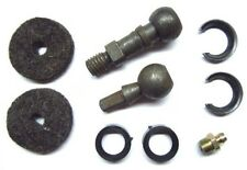 NEW 61-64 Chevy Impala, Belair Bell Crank Clutch Ball Stud Kit   MADE IN USA