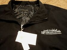 New ~ JOHN WIELAND HOMES AND NEIGHBORHOODS ~ Jacket Windbreaker Shirt XXL 2XL ~