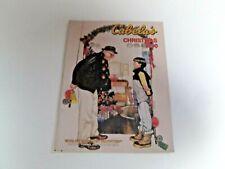 Vintage 1990 Cabela's Christmas Catalog Sporting Goods Hunting Fishing Boating