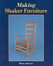 Making Shaker Furniture