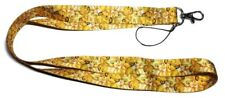 The Lion King Simba All Over Print LANYARD ID Holder Keychain