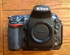 Nikon D700 body Original owner, extras, low shutter count