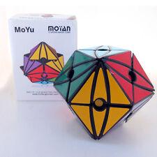 YJ MoYu MoYan II black Devil's Eyes II No.2 12-Sided Magic Cube Twist Puzzle