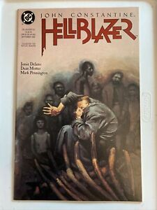 Hellblazer Vol1 #33 DC Comics 1990 VF+