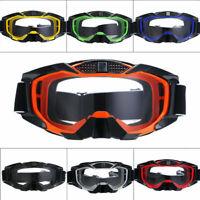 Motorcycle Motocross  Goggles Racing MX Dirt Bike Glasses Sport Skiing Eyewear