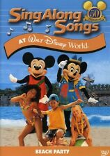 Sing-Along Songs: Beach Party at Walt Disney World [New DVD]