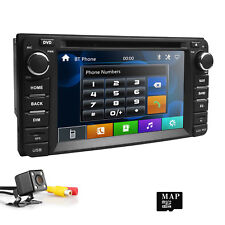 For TOYOTA GPS CAR DVD Player Stereo HIACE RAV4 Landcruiser PRADO Camry HILUX