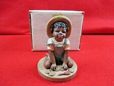 "All God'S Children By Miss Martha Originals Figurine ""Tess"" Edition #86"