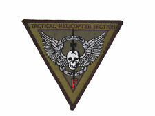 FBI DEA CIA Black Ops Helicopter Raid Drug Enforcement Army Aviation Patch New