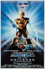 """Masters Of The Universe 11x17"""" Movie Poster - Licensed 