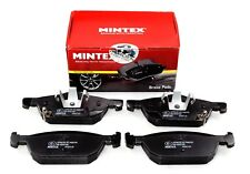 MINTEX FRONT AXLE BRAKE PADS HONDA ACCORD VIII MDB2955 (REAL IMAGE OF PART)