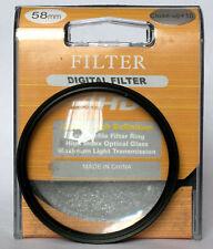 Marumi close up+10 filter including case.