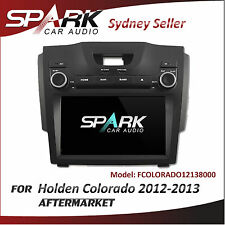 "C-T 8"" GPS DVD SAT NAV IPOD BLUETOOTH NAVIGATION FOR HOLDEN COLORADO 2012-2013"