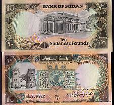 S OUDAN AFRIQUE  billet neuf de 10  Pick46  bel arc de triomphe 1991