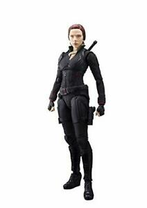 S.H.Figuarts Avengers Endgame BLACK WIDOW Action Figure BANDAI NEW from Japan