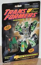 Transformers Generation 2 Autobot Minicar Beachcomber Minibot G2 MOC 1992 Sealed