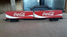 Hornby OO Gauge Coca-Cola  Container Wagon VGC