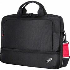 "Lenovo Essential Messenger Bag for 15"" Laptop - Black"