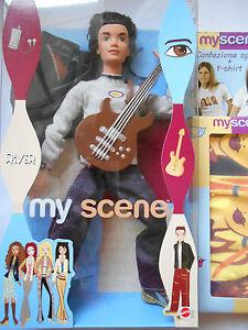 BARBIE MY SCENE RIVER  -  MATTEL 2004