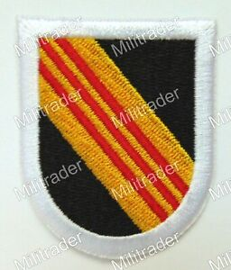 US Army 5th Special Forces Group Beret Flash Patch