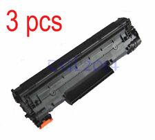 3PK Black CF279A 79A Toner Cartridge For HP LaserJet Pro M12a M12w M26a M26nw