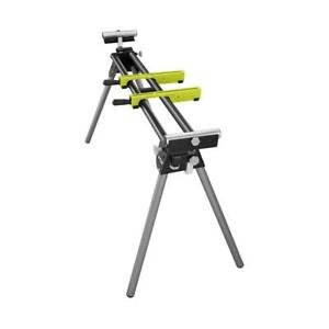 Ryobi Miter Saw Stand Steel Portable Adjustable Arm w/ Quick Release Mounting