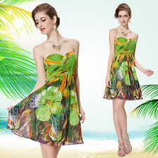 Ever-Pretty Chiffon Regular Size Dresses for Women