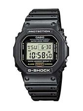 Casio G-SHOCK DW5600E-1V Shock Resistant Quartz Black Resin Band Wrist Watch