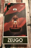 ZEUGO BLACK/RED FOOTBALL TEAM - BNWT - SUBBUTEO