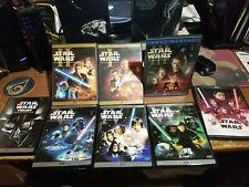 Star Wars Collection Digitally Mastered DVD Episodes 1~7 + Bonus Features DVD