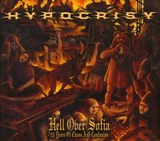 Hell Over Sofia - 20 Years Of Chaos And Confusion Live, Hypocrisy, Acceptable