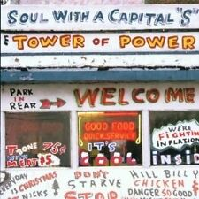 """TOWER OF POWER Soul With A Capital """"S"""" Best Of CD NEW"""