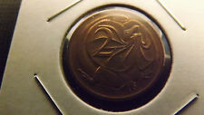 2 CENT 1966 UNC + OUT OF MINT ROLL CANBERRA MINT