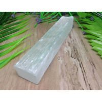 100% Natural Rock Selenite Healing Wand with Crystal Healing Stick HS26 12.5cm