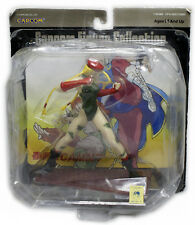 Capcom Figure Collection Cammy Street Fighter Action Figure YAMATO Green C Army