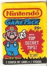 NINTENDO game  pack,