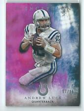 2015 Topps Inception Andrew Luck PINK MAGENTA PARALLEL #93 67/99 COLTS